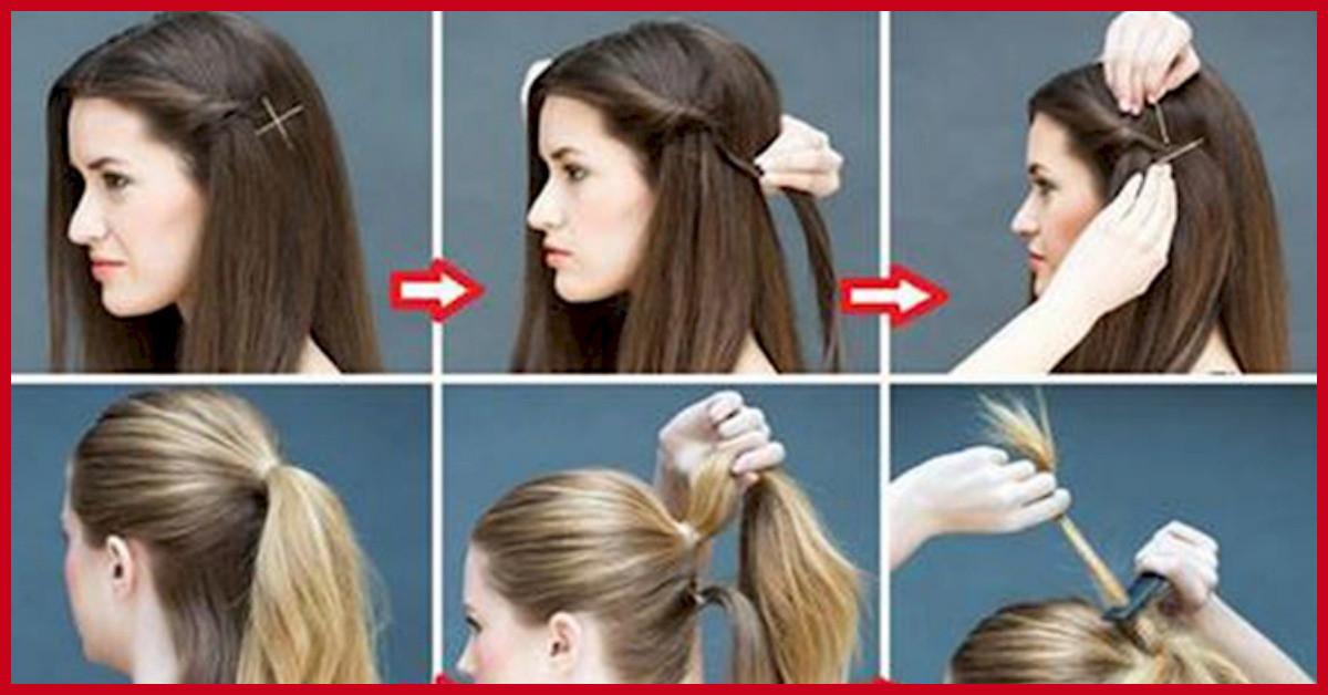 Easy Everyday Hairstyles  25 Easy Everyday Hairstyles For Medium Length Hair