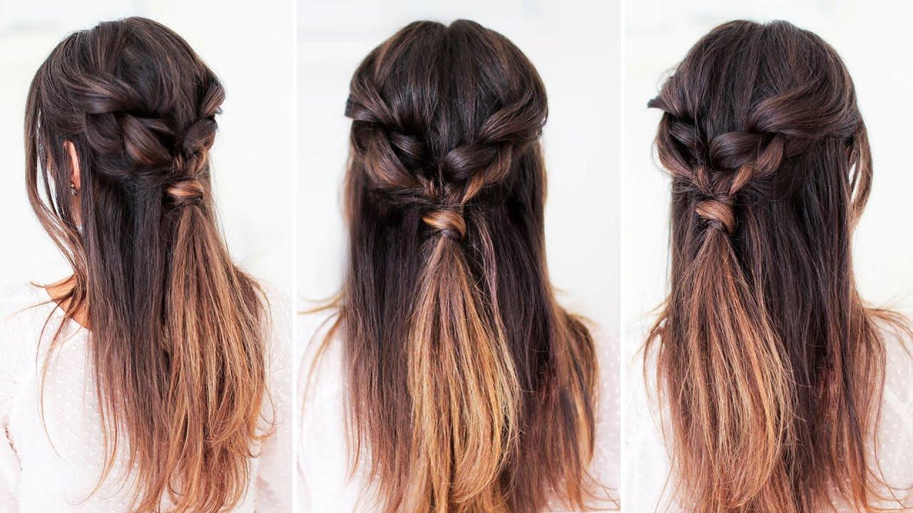 Easy Everyday Hairstyles  Easy Everyday Hairstyle