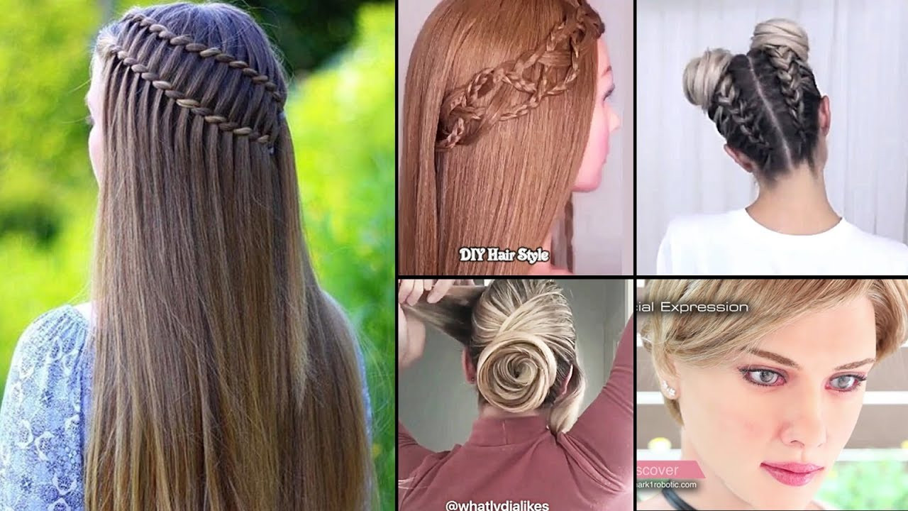 Easy Hairstyles For Short Hair To Do At Home Step By Step  Best 30 DIY Hairstyles You Can Do At Home Easy
