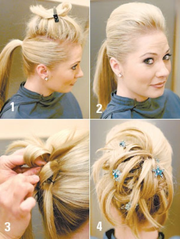 Easy Hairstyles For Short Hair To Do At Home Step By Step  Beautiful Easy Hairstyles For Long Hair To Do At Home
