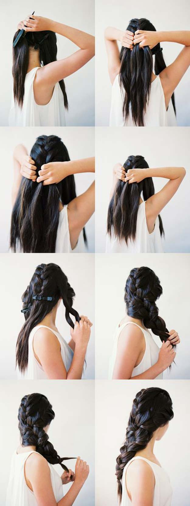 Easy Hairstyles For Short Hair To Do At Home Step By Step  41 DIY Cool Easy Hairstyles That Real People Can Do at