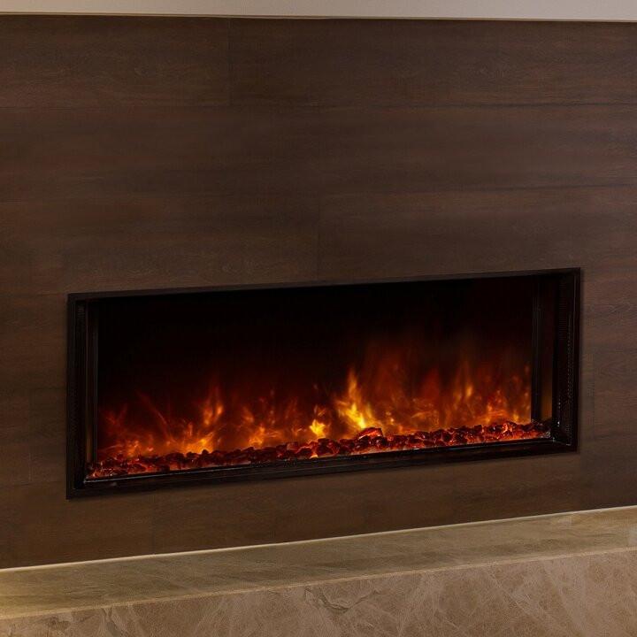 Electric Fireplace Modern Wall Mount  Modern Flames Landscape FullView Series Wall Mount