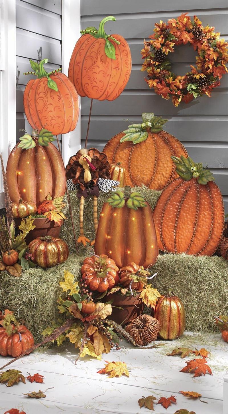 Fall Decorating Ideas DIY  34 Creative and Easy Ideas for DIY Fall Rustic