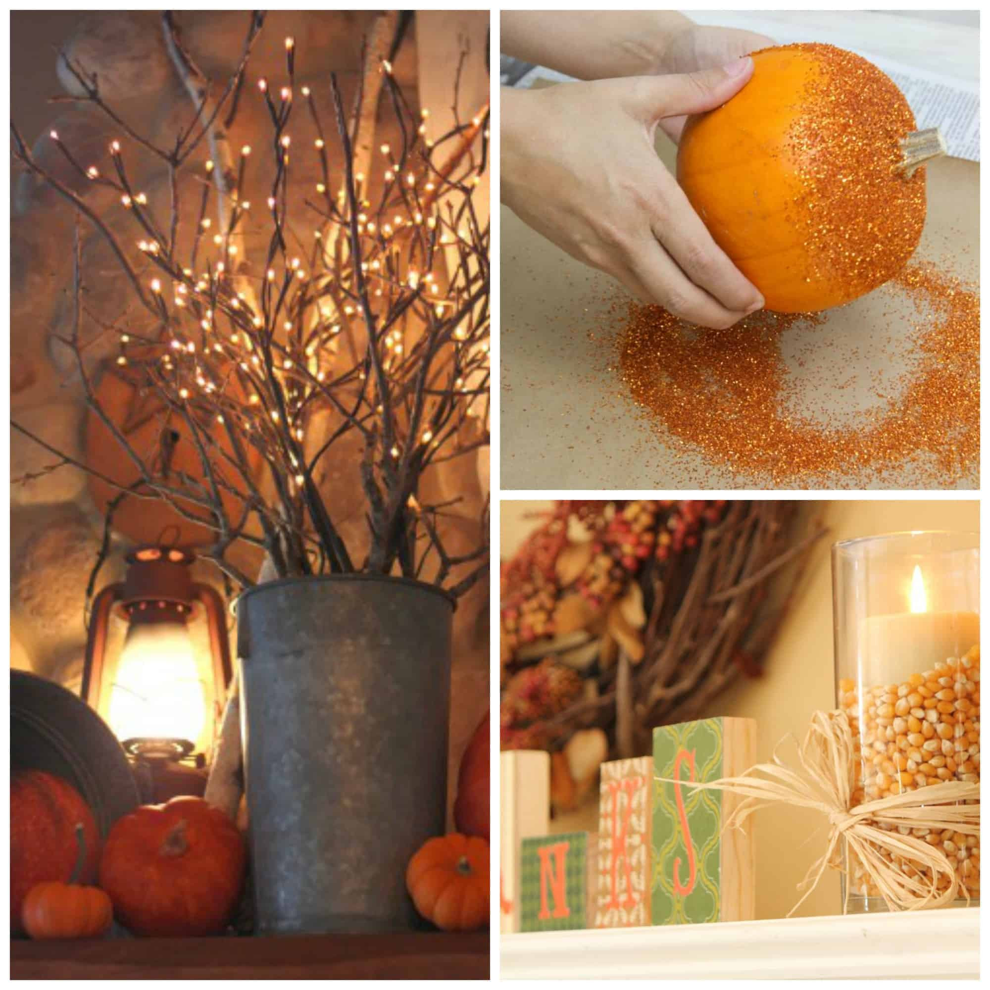 Fall Decorating Ideas DIY  10 Easy DIY Fall Decor You Have to Try This Year