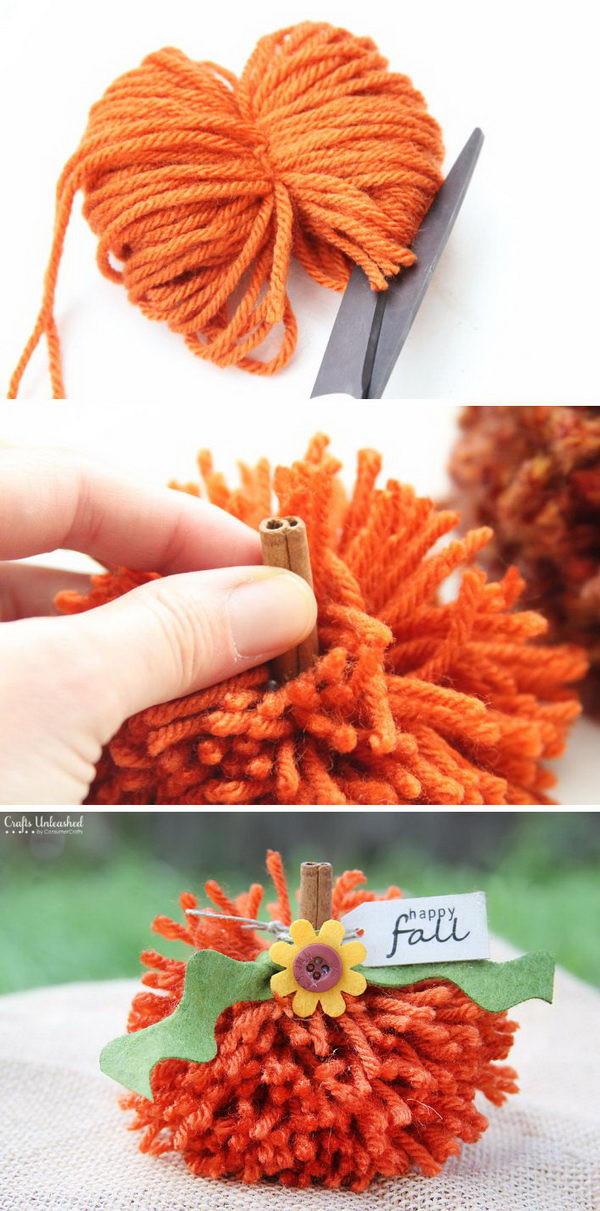 Fall Decorating Ideas DIY  30 Easy and Bud Friendly DIY Fall Decorating Ideas