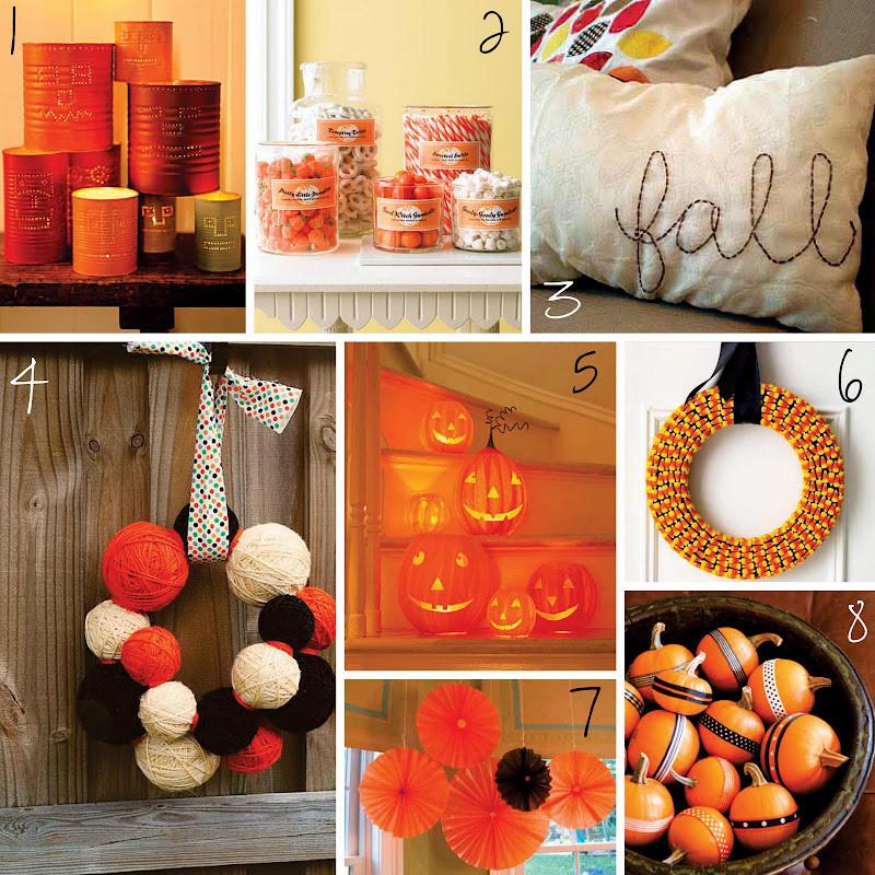 Fall Decorating Ideas DIY  autumn decor diy 2017 Grasscloth Wallpaper