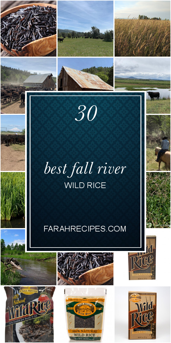 Fall River Wild Rice  30 Best Fall River Wild Rice Most Popular Ideas of All Time