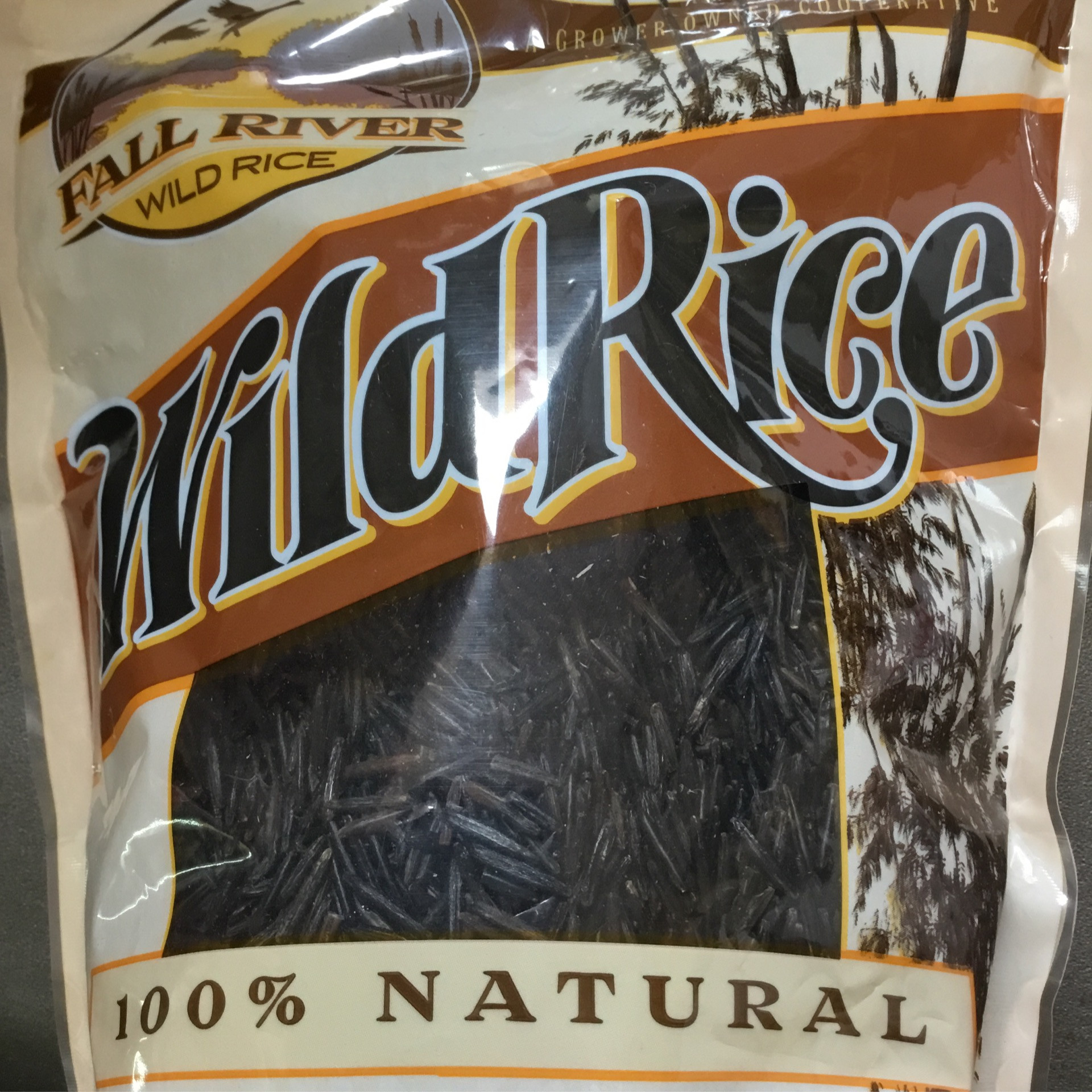 Fall River Wild Rice  Fall River Wild Rice 1 pound