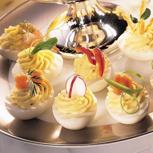 Fancy Deviled Eggs Recipe  Fancy Deviled Eggs Recipes