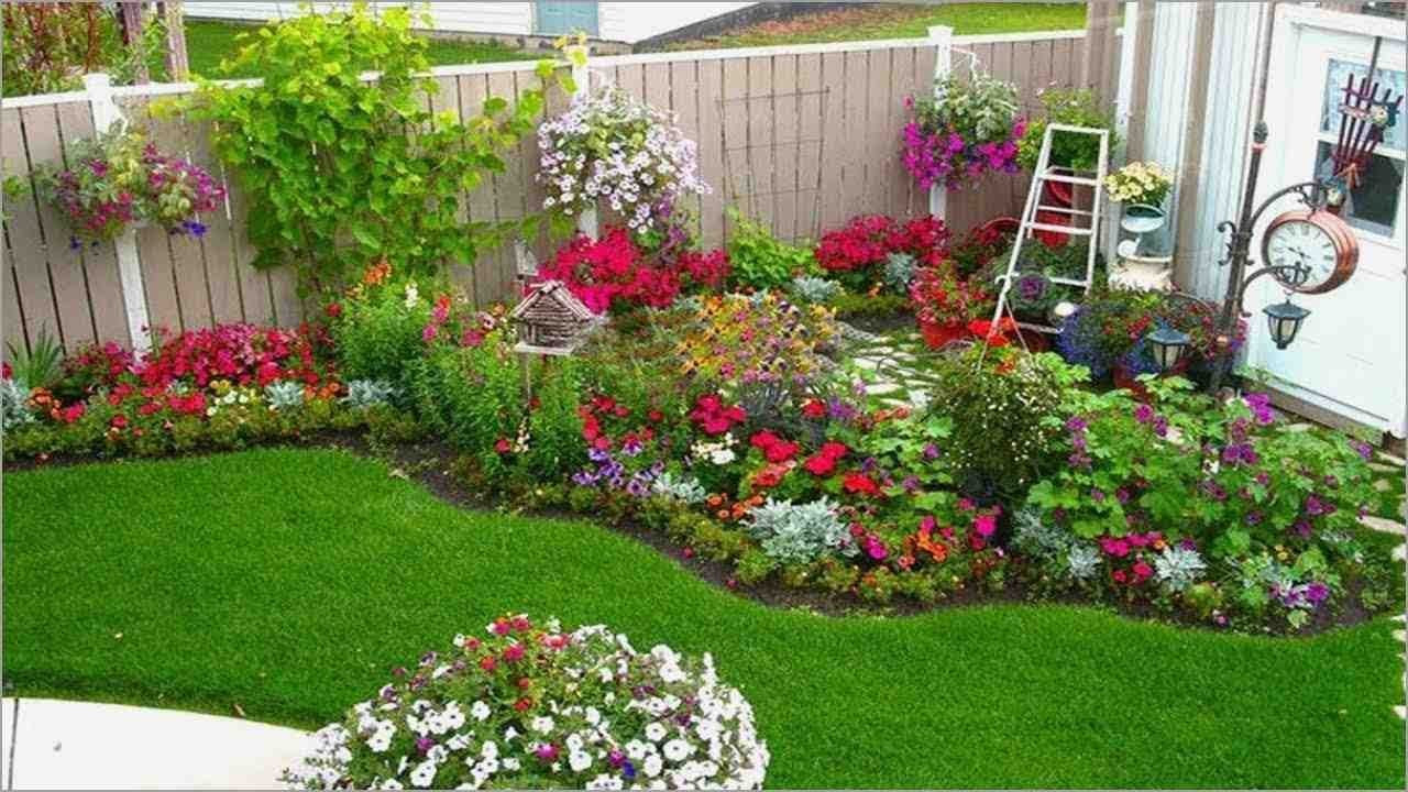 Flower Landscape Design  75 Magical Garden Flower Bed Ideas and Designs For