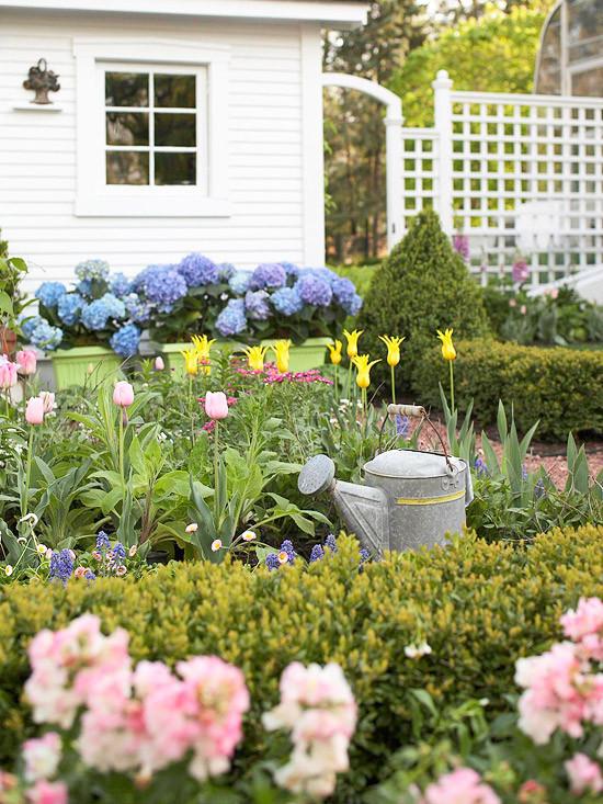 Flower Landscape Design  23 Amazing Flower Garden Ideas Style Motivation
