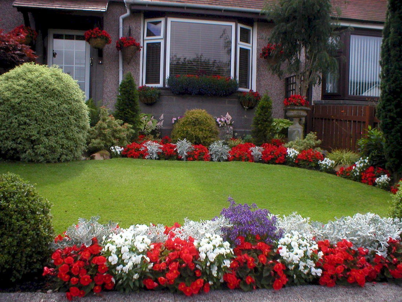 Flower Landscape Design  40 beautiful small garden design ideas on a bud 38