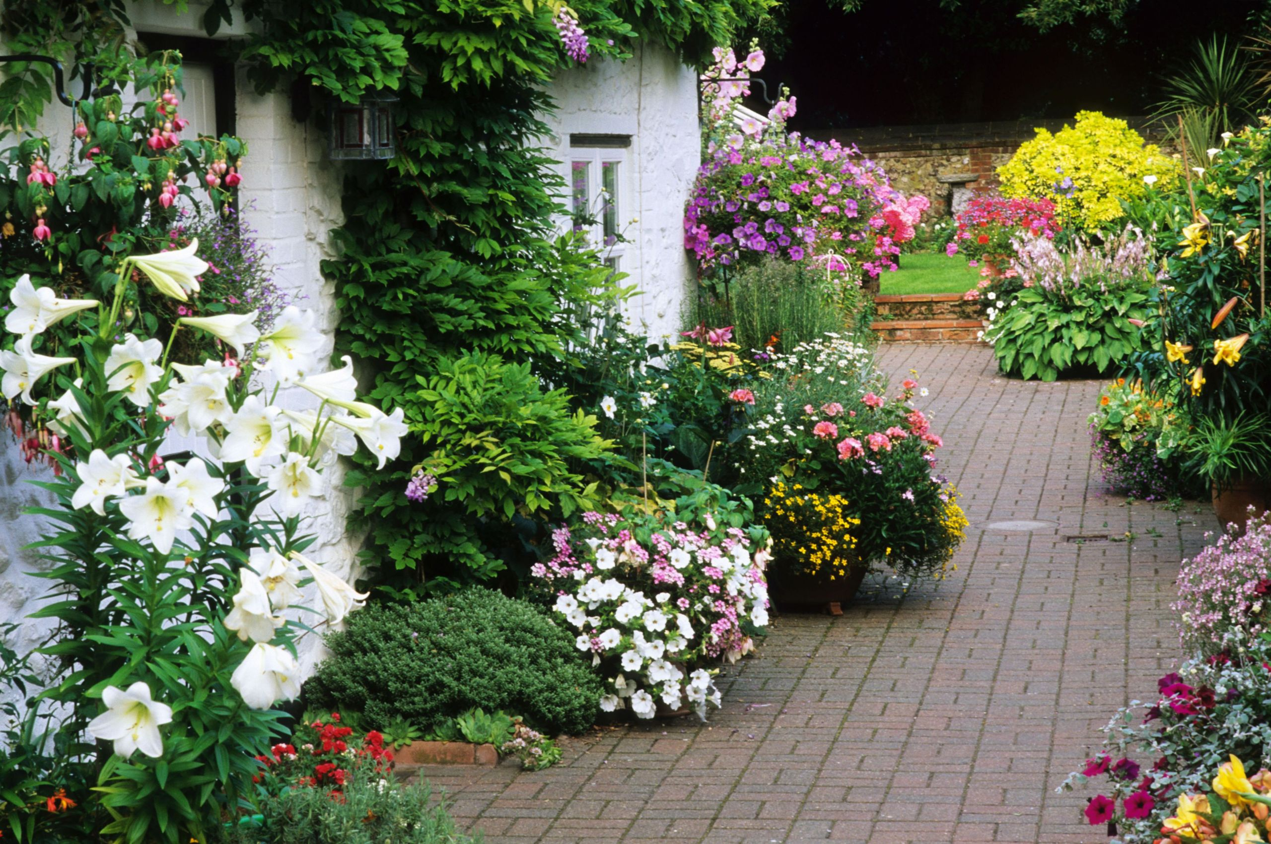 Flower Landscape Design  5 Flower Garden Designs You ll Love