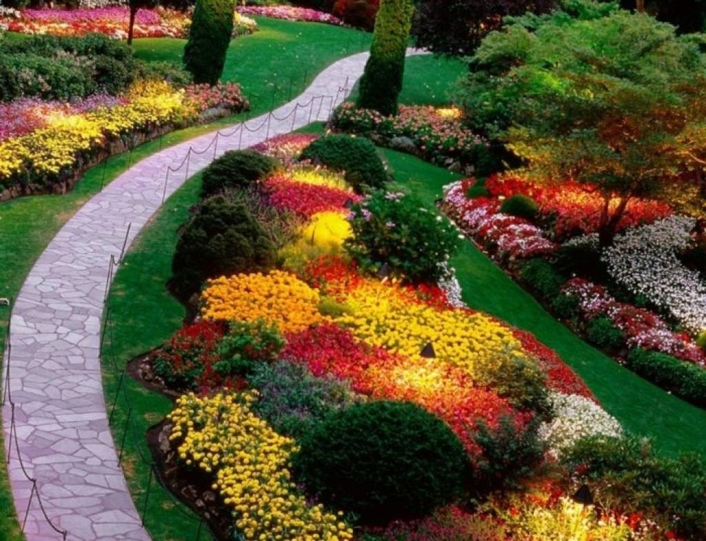 Flower Landscape Design  26 Perennial Garden Design Ideas Inspire You To Improve