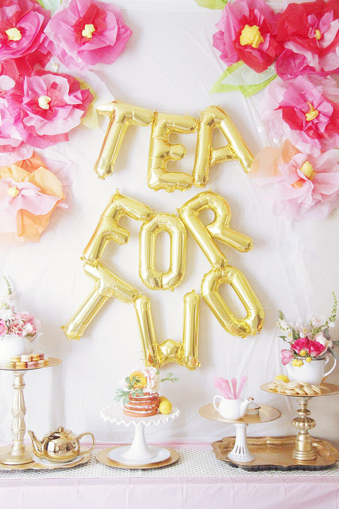 Food Ideas For A 2 Year Old Birthday Party  Tea for 2 Birthday Party Ideas Home