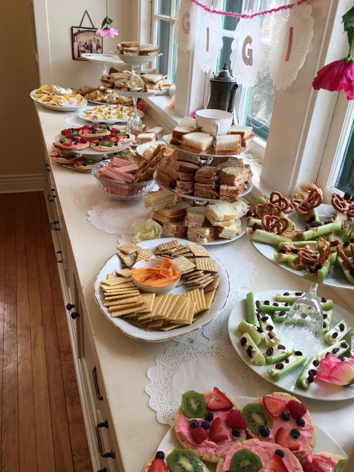 Food Ideas For A 2 Year Old Birthday Party  Birthday Tea Party Two for Tea Two Year Old Birthday