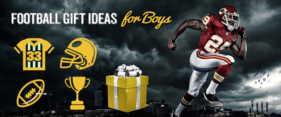 Football Gift Ideas For Boys  15 Cool Football Gifts for Boys – Present Ideas for Every