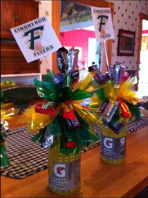 Football Gift Ideas For Boys  Ideas Cheer Gifts Boy Soccer Senior Night Gifts