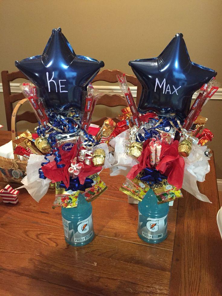Football Gift Ideas For Boys  Senior night t for boys team soccer players