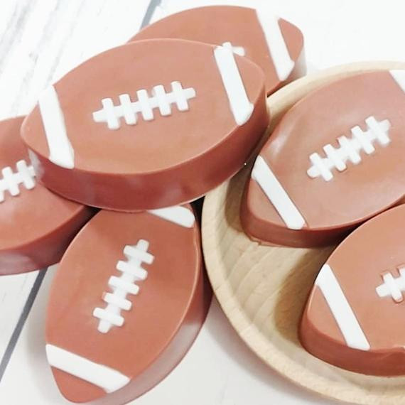 Football Gift Ideas For Boys  Football Soap Gifts for boys Gift ideas under 10 Football