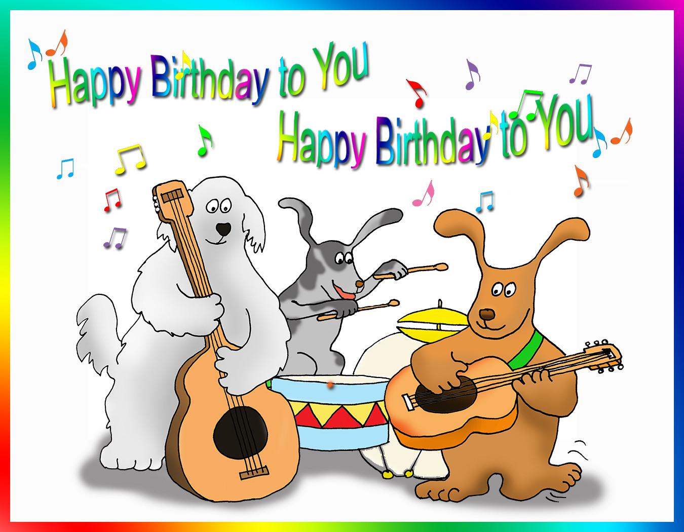 Free Printable Birthday Cards Funny  Happy Birthday Card for You – Free Printable Greeting Cards