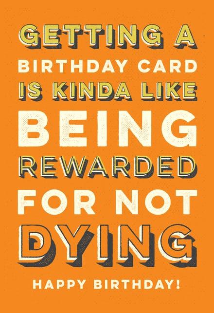 Free Printable Birthday Cards Funny  Funny Birthday Cards Free