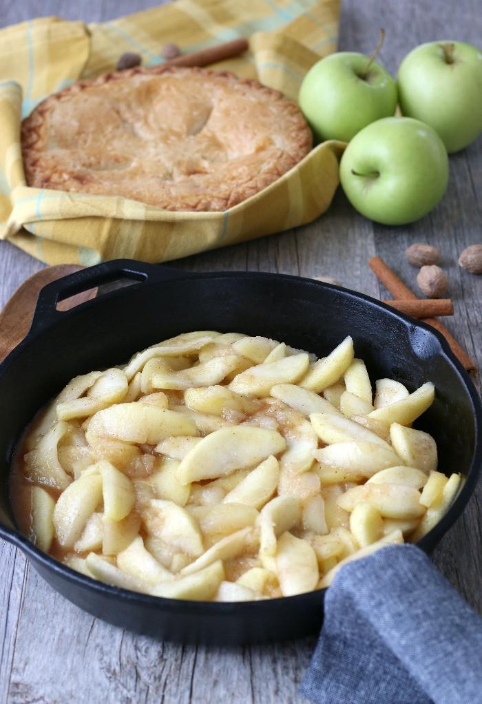 Freezer Apple Pie Filling  Freezer Apple Pie Filling Freeze & Enjoy All Year Long