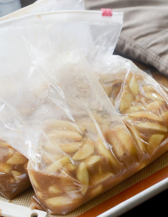 Freezer Apple Pie Filling  Freezer Apple Pie Filling – Recipe Diaries