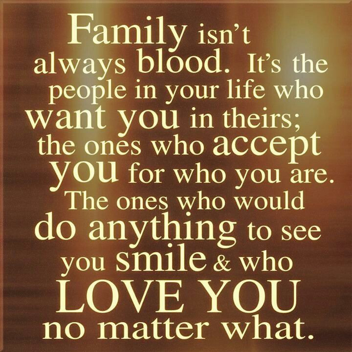 Friends Being Family Quotes  Family Always Being There Quotes QuotesGram