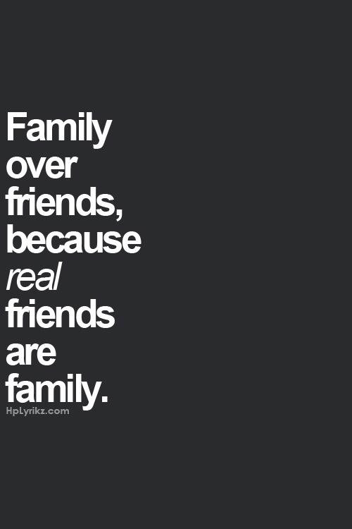 Friends Being Family Quotes  BEST QUOTE ABOUT FAMILY AND FRIENDS image quotes at