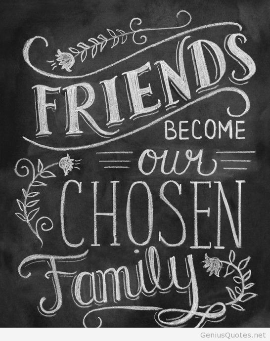Friends Being Family Quotes  Not a Friend More like a Family – a inspiraars