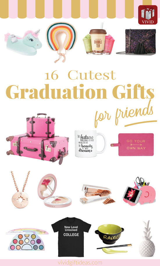 Friends Graduation Gift Ideas  16 High School Graduation Gifts for Friends [Updated 2018]