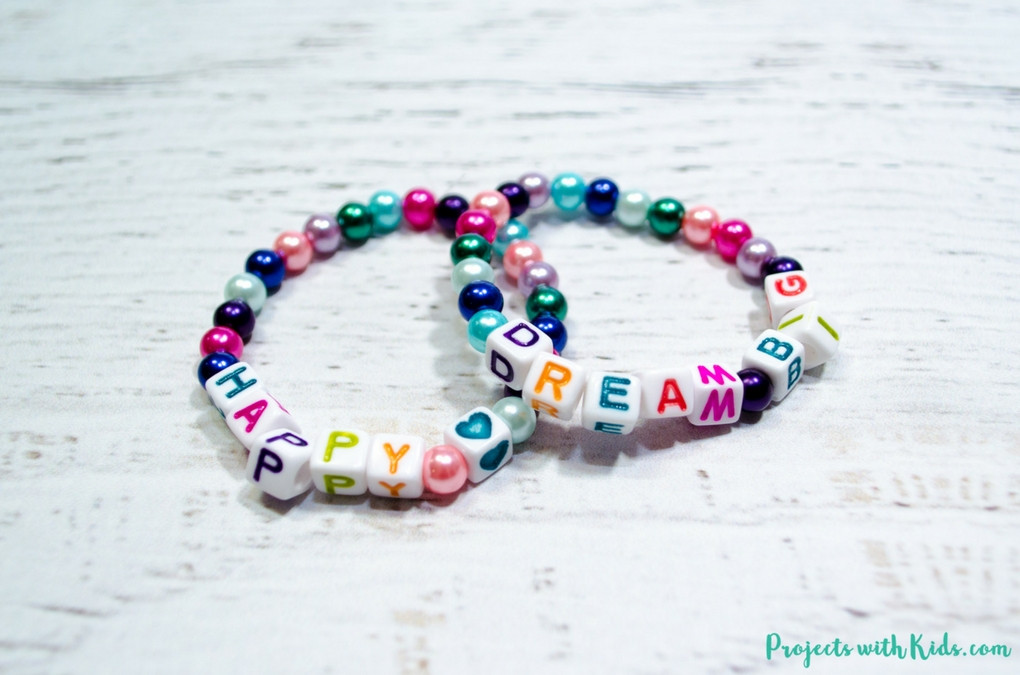 Friendship Bracelets With Beads  Colorful Beaded Friendship Bracelets for Kids