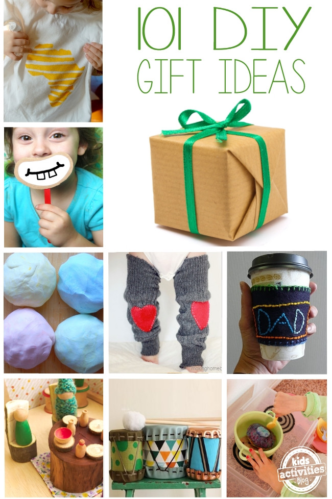 Fun Gift Ideas For Kids  DIY Gifts For Kids Have Been Released Kids Activities Blog
