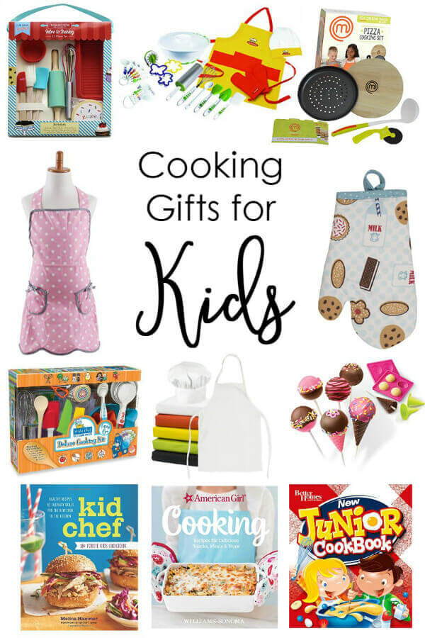 Fun Gift Ideas For Kids  Fun Cooking Gift Ideas for Kids