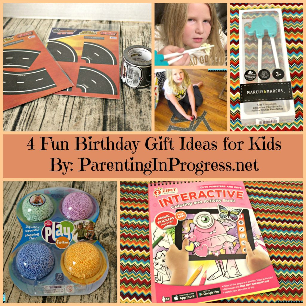 Fun Gift Ideas For Kids  4 Fun Birthday Gift Ideas for Kids Ages 1 5 Parenting In