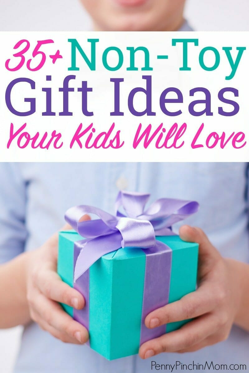 Fun Gift Ideas For Kids  Gift Ideas for Kids That Aren t Toys That They They ll Love