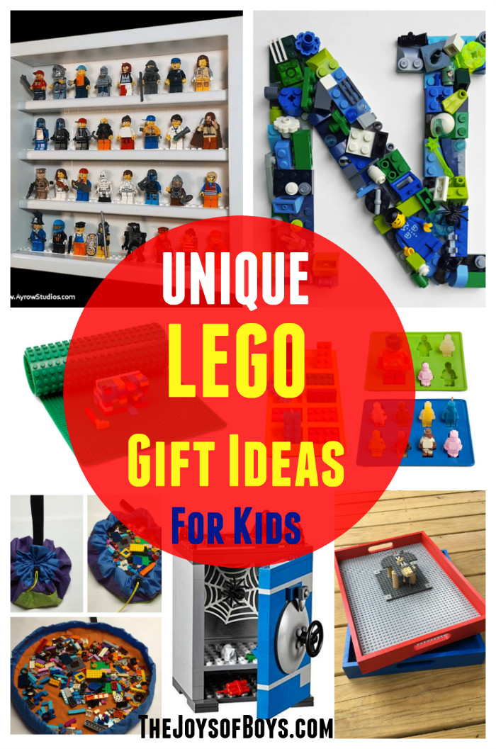 Fun Gift Ideas For Kids  Unique LEGO Gift Ideas for Kids who LOVE LEGO