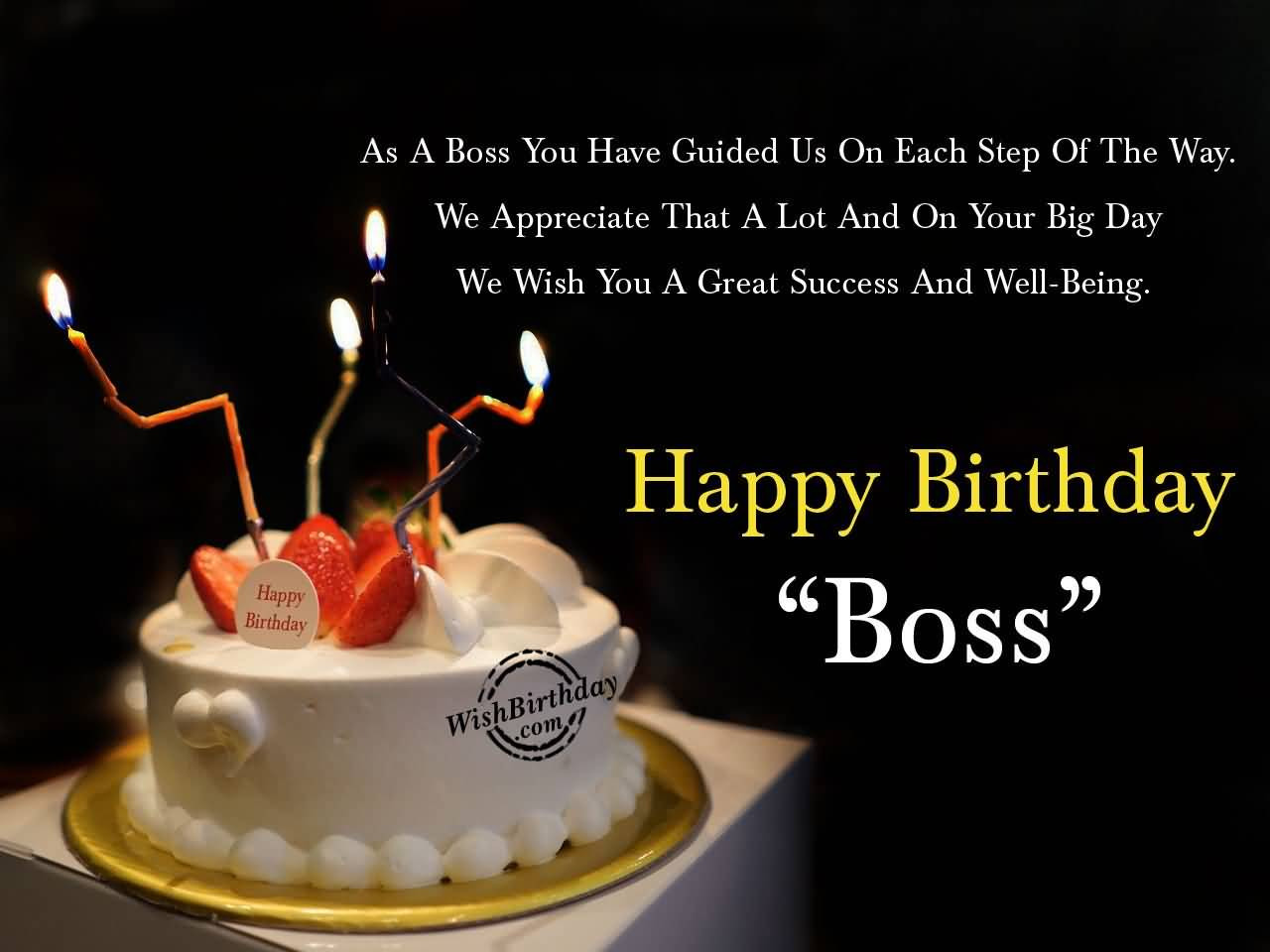 Funny Boss Birthday Cards  Funny Birthday Wishes For Boss From Staff Segerios