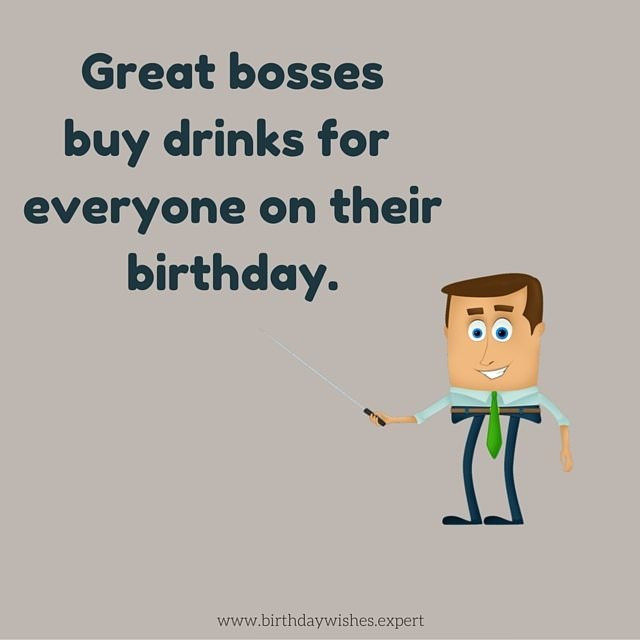 Funny Boss Birthday Cards  The Best Birthday Wishes for Friends Family & Loved es