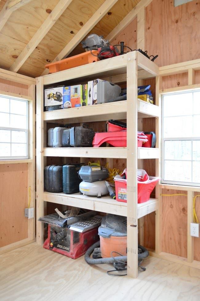 Garage Organization Ideas  DIY Garage Storage Ideas & Projects