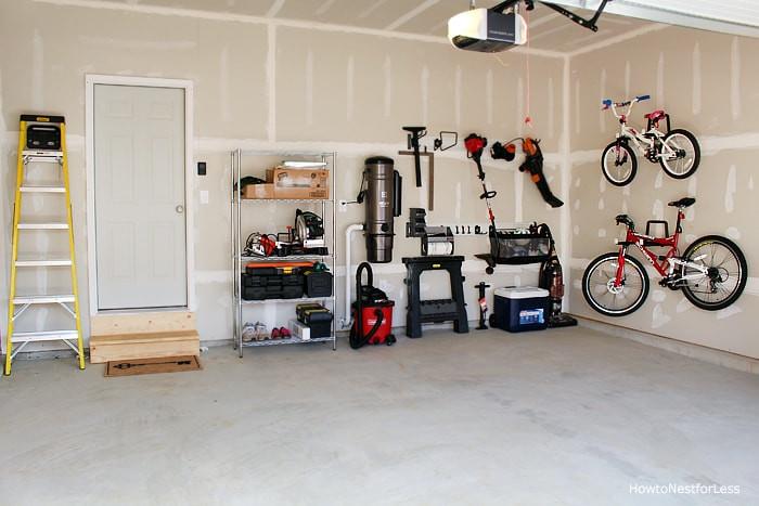 Garage Organization Ideas  Garage Organization How to Nest for Less™