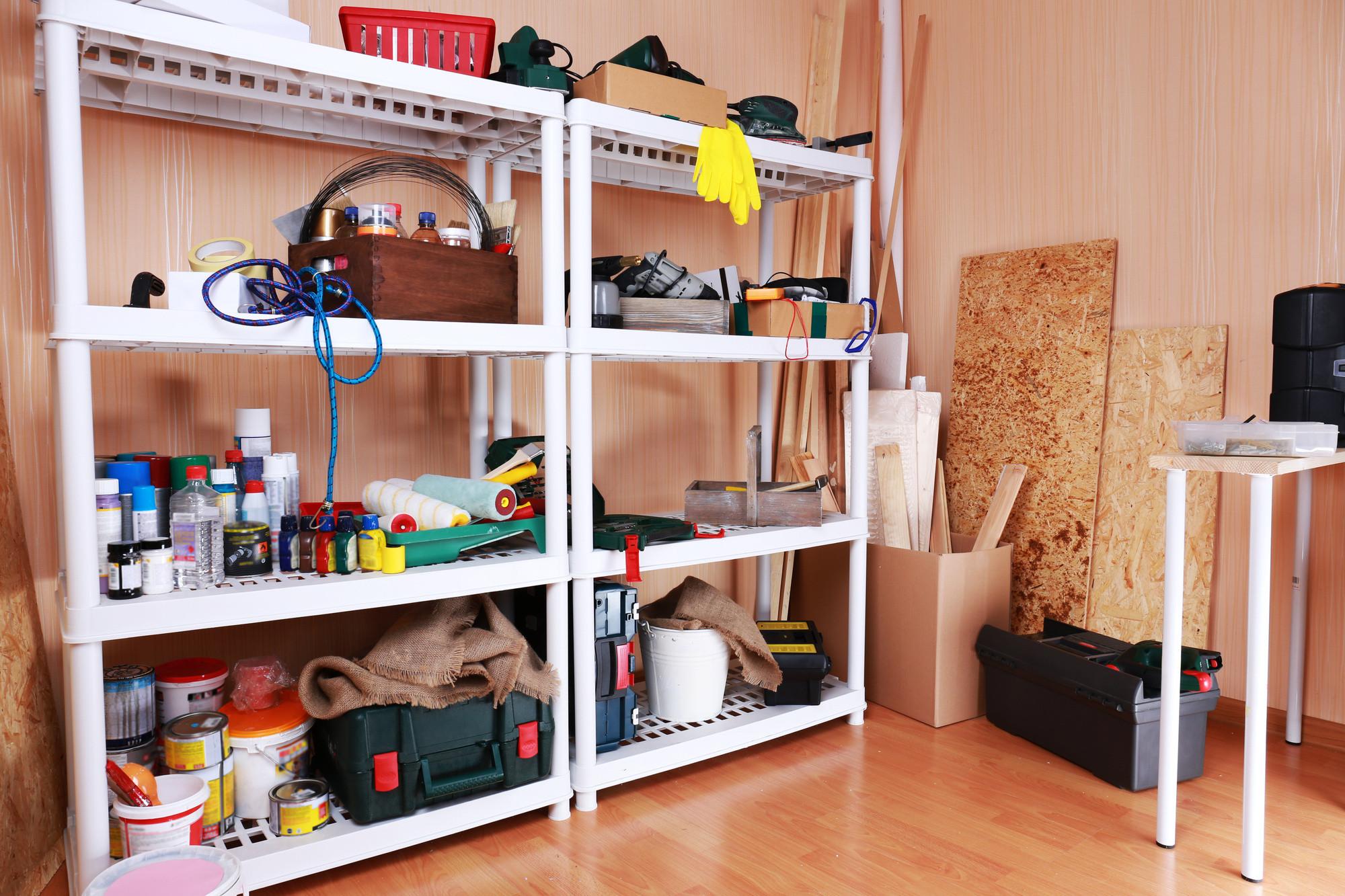 Garage Organization Ideas  5 Awesome Tips for DIY Garage Organization