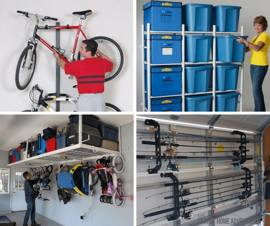 Garage Organization Ideas  21 of the Best Garage Organization Ideas My Stay At Home