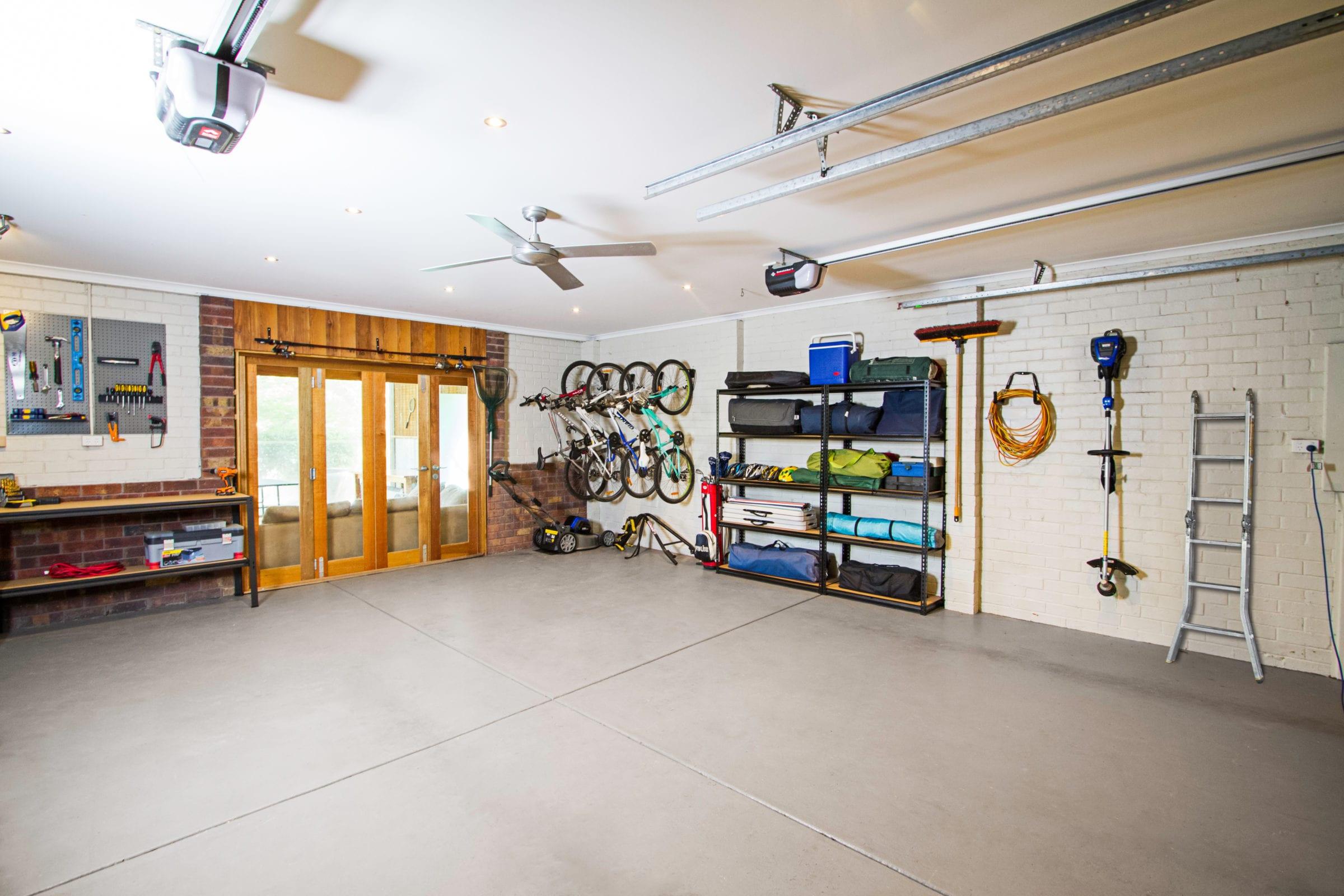 Garage Organization Ideas  Garage Storage Ideas Makeover Pinnacle Hardware