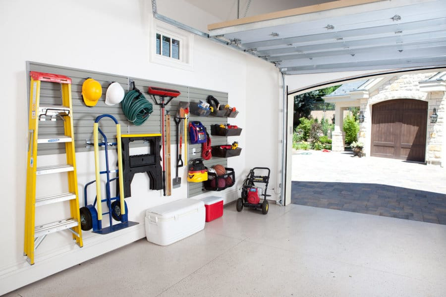 Garage Organization Ideas  5 Tips to Whip Your Garage Into Shape