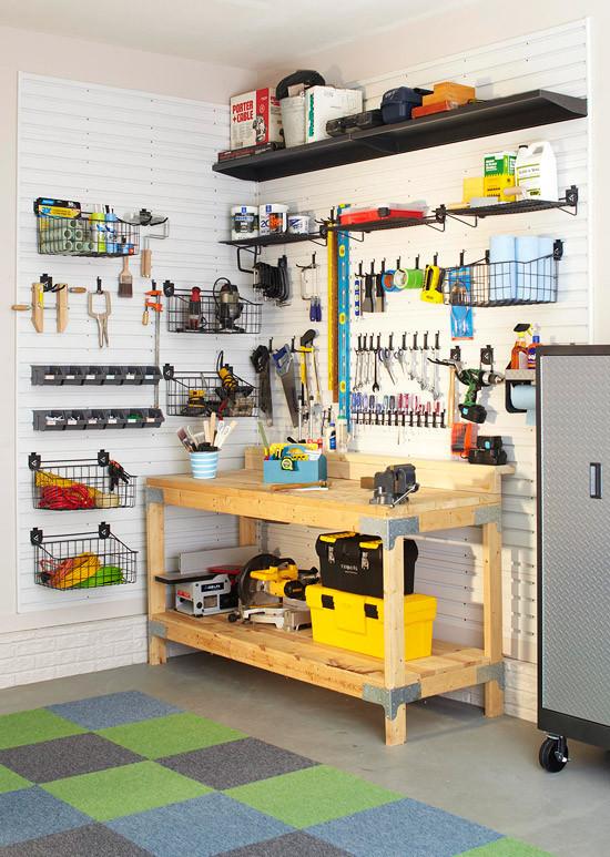 Garage Organization Ideas  Garage Organization 6 Tips to Kick Start Your Garage