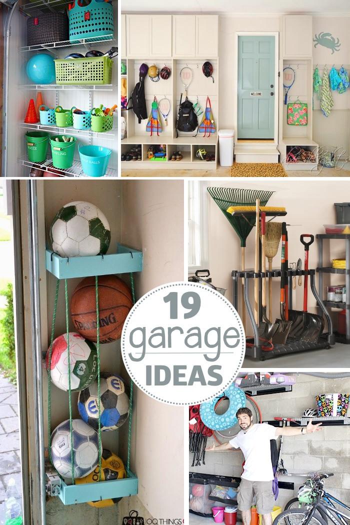 Garage Organization Ideas  Garage Organization Tips 18 Ways To Find More Space in