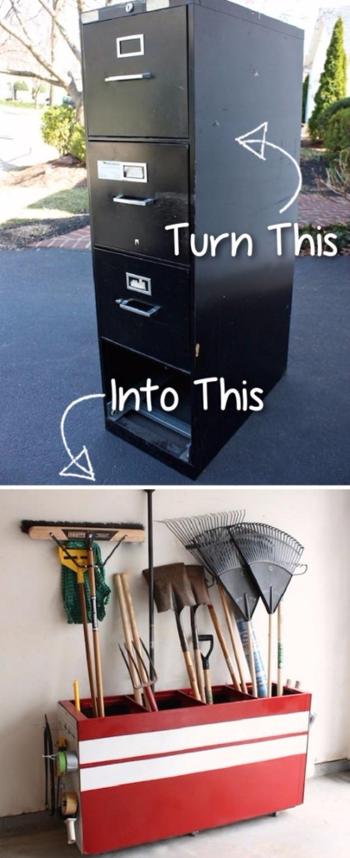 Garage Organizer Ideas Diy  36 DIY Ideas You Need For Your Garage