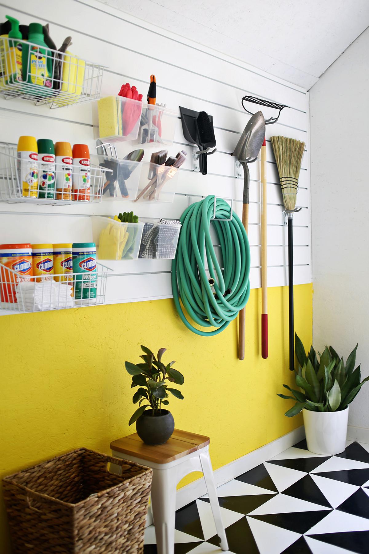 Garage Organizer Ideas Diy  25 Garage Storage Ideas That Will Make Your Life So Much